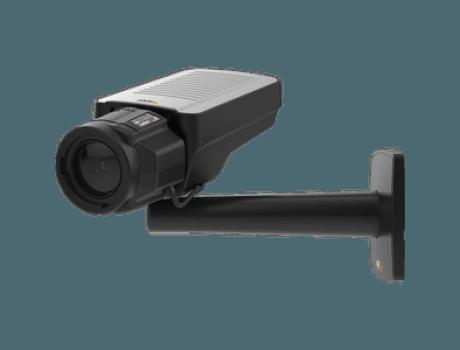 13417q1615 mkII wall angle left 460x350 - Kamera IP Axis Q1615 Mk II