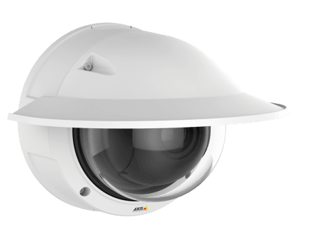 13512axis q3615 ve with weather shield 460x350 - Kamera IP Axis Q3617-VE