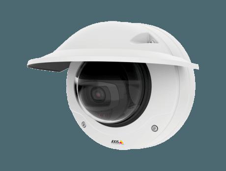 13554q3517 lve angle left 460x350 - Kamera IP Axis Q3517-LVE