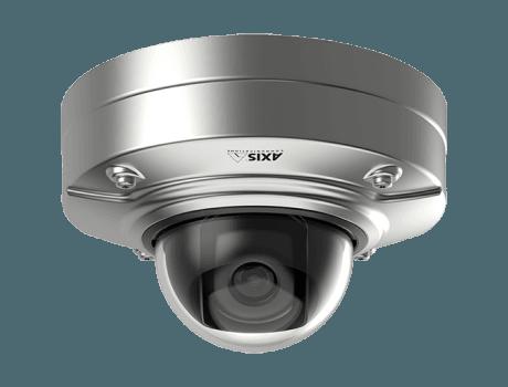 13557q3505 sve mkii 460x350 - Kamera IP Axis Q3517-SLVE