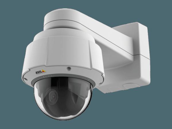13567q6055e angle left 640x480 600x450 - Kamera IP obrotowa Axis Q6055-E