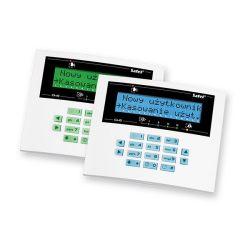 CA 10 KLCD L 250x250 - Klawiatura alarmu Satel CA-10 BLUE-L