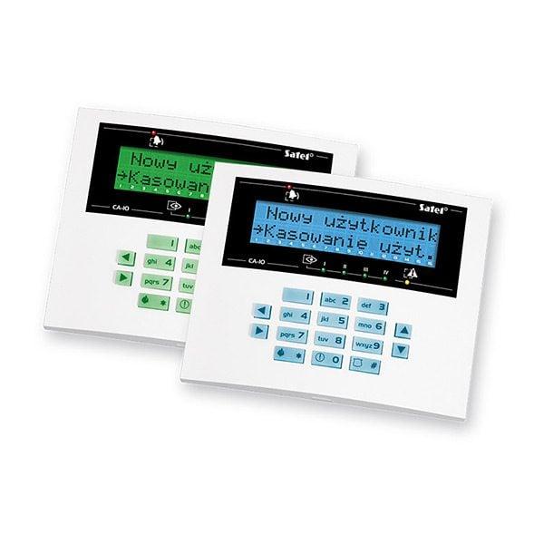 CA 10 KLCD L 600x600 - Klawiatura alarmu Satel CA-10 KLCD-L