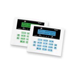 CA 10 KLCD S 250x250 - Klawiatura alarmu Satel CA-10 KLCD-S