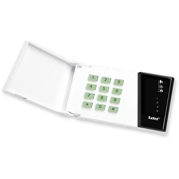 CA 4 VKLED 600x600 - Klawiatura alarmu Satel CA-4 VKLED