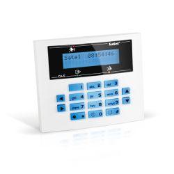 CA 5 BLUE S 250x250 - Klawiatura alarmu Satel CA-5 BLUE-S