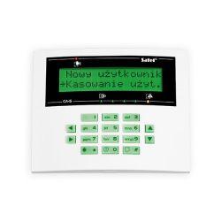 CA 5 KLCD L 250x250 - Klawiatura alarmu Satel CA-5 KLCD-L