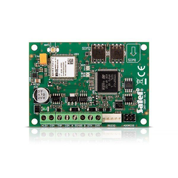 INT GSM 600x600 - Nadajnik Satel INT-GSM