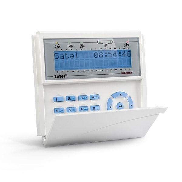 INT KLCD BL 600x600 - Klawiatura alarmu Satel INT-KLCD-BL