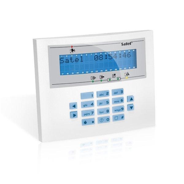 INT KLCDL BL 600x600 - Klawiatura alarmu Satel INT-KLCDL-BL