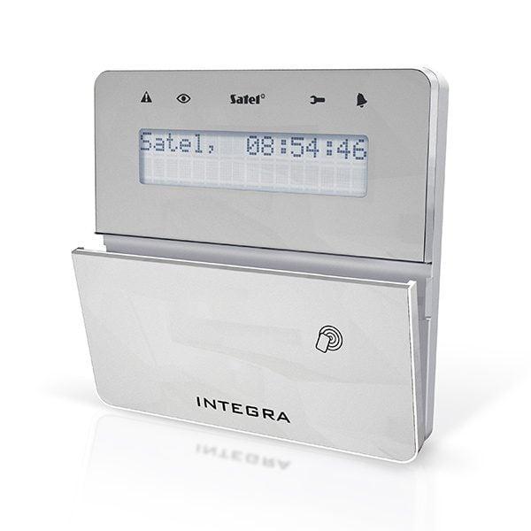 INT KLFR SSW 600x600 - Klawiatura alarmu Satel INT-KLFR-SSW