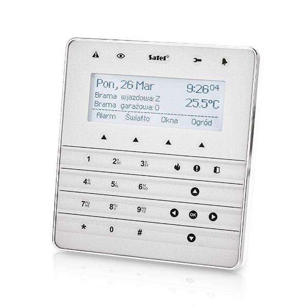INT KSG SSW PL 600x600 - Klawiatura alarmu Satel INT-KSG-SSW
