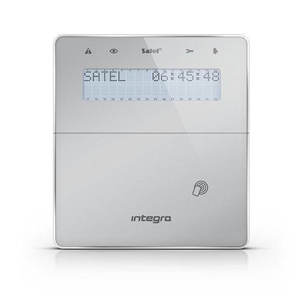 INT KWRL SSW 600x600 - Klawiatura alarmu Satel INT-KWRL-SSW