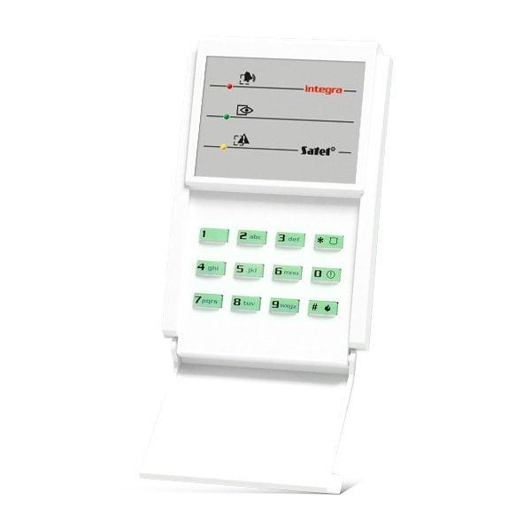 INT S GR 600x600 - Klawiatura alarmu Satel INT-S-GR