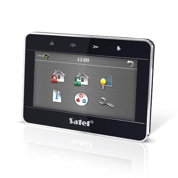INT TSG BSB 600x600 - Klawiatura alarmu Satel INT-TSG-BSB