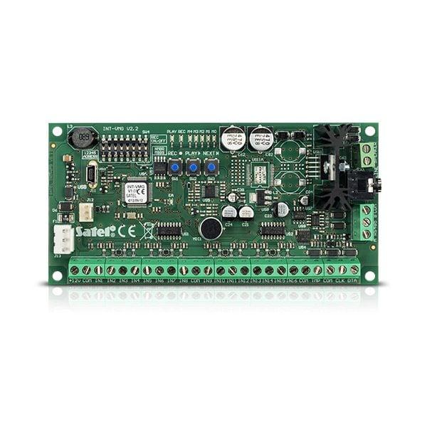 INT VMG 600x600 - Komunikator głosowy Satel INT-VMG
