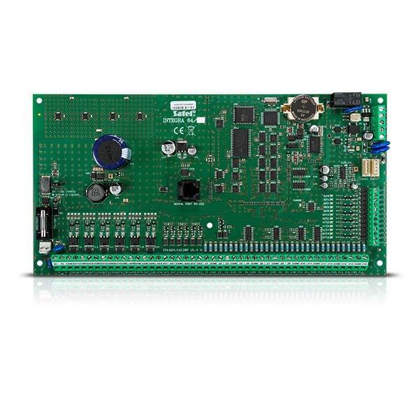 INTEGRA 64 600x600 - Centrala alarmowa Satel INTEGRA 64
