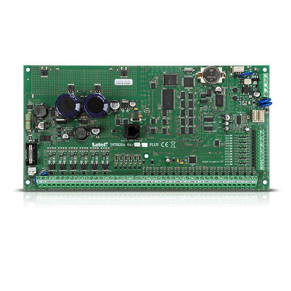 INTEGRA 64 PLUS 600x600 - Centrala alarmowa Satel INTEGRA 64 Plus