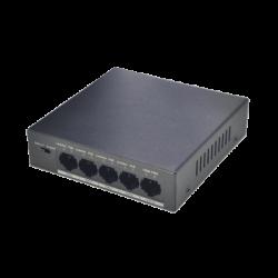 PFS3005 4P 58 thumb 250x250 - Switch PoE Dahua PFS3005-4P-58