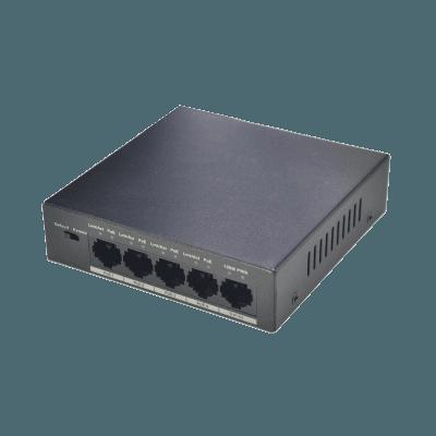 PFS3005 4P 58 thumb - Switch PoE Dahua PFS3005-4P-58