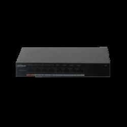 PFS3008 8ET 60 thumb 250x250 - Switch PoE Dahua PFS3008-8ET-60