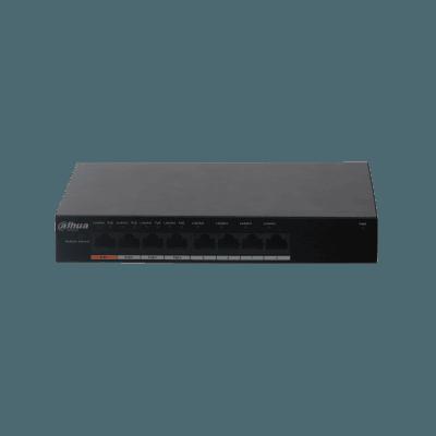 PFS3008 8ET 60 thumb - Switch PoE Dahua PFS3008-8ET-60
