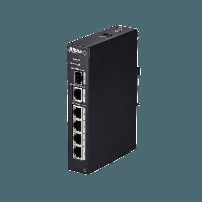 PFS3106 4P 603 thumb - Switch Dahua PFS3106-4P-60