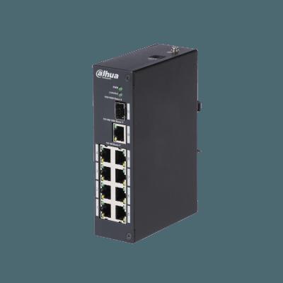 PFS3110 8T thumb - Switch Dahua PFS3110-8T