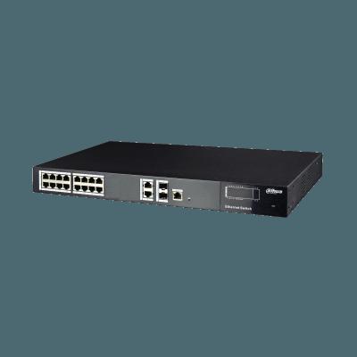 PFS4220 16P 250 thumb - Dahua PFS4220-16P-250