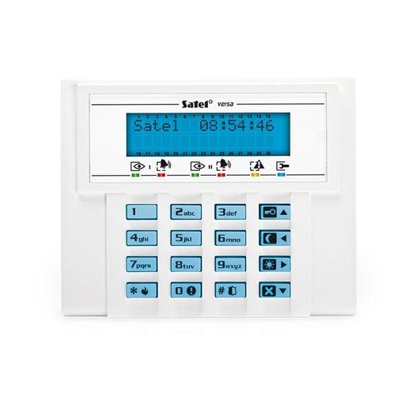 VERSA LCD BL 600x600 - Klawiatura alarmu Satel VERSA-LCD-BL
