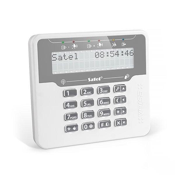 VERSA LCDM WRL 600x600 - Klawiatura alarmu Satel VERSA-LCDM-WRL