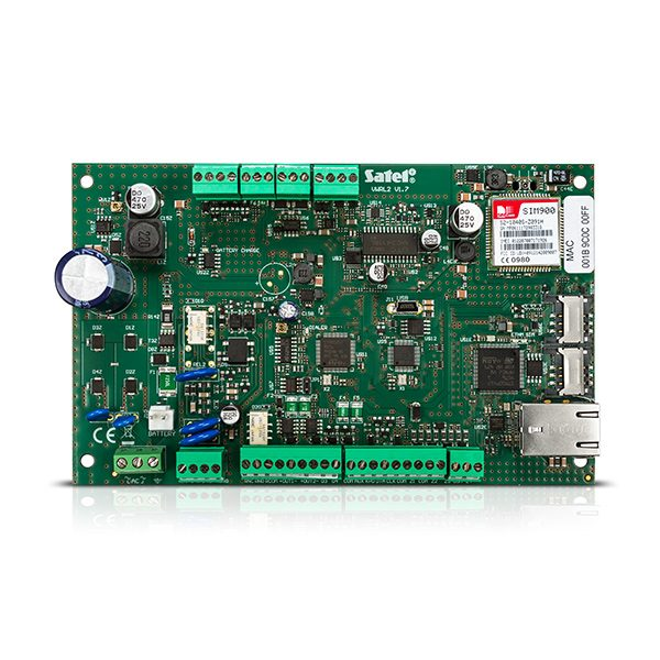 VERSA PLUS 600x600 - Centrala alarmowa Satel VERSA Plus