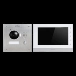 VTK VTO2000A 2 VTH1550CHW 2 thumb 250x250 - Wideodomofon zestaw Dahua VTK-VTO2000A-2-VTH1550CHW-2(F)