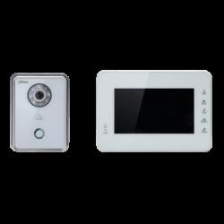 VTK VTO6210BW VTH1560BW1 thumb 250x250 - Wideodomofon zestaw Dahua VTK-VTO6210BW-VTH1560BW