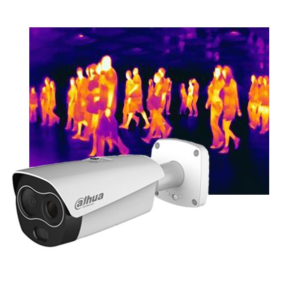 dahua thermowizja - Kamera do pomiaru temperatury Dahua DH-TPC-BF5421-T