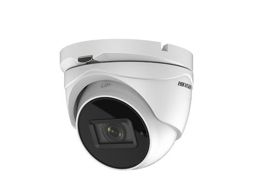 3 7 - Kamera kopułkowa Hikvision DS-2CE56H0T-ITZF(2.7-13.5mm)