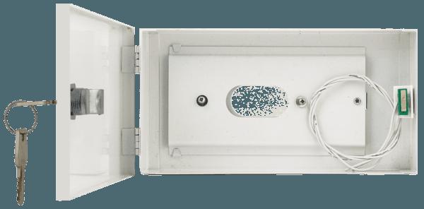 AWO352 1 600x296 - Obudowa do klawiatury alarmu Pulsar AWO352