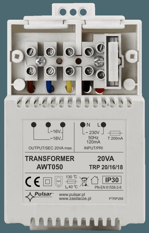 AWT050 1 600x935 - Transformator Pulsar AWT050