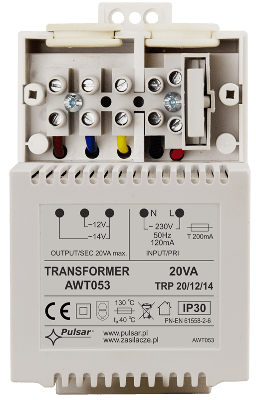 AWT053 1 - Transformator Pulsar AWT053