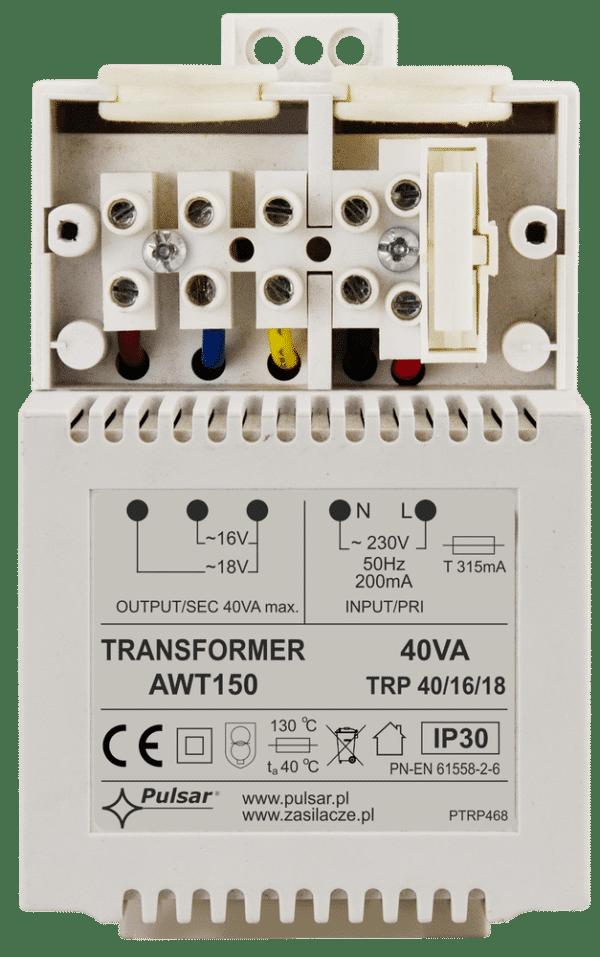 AWT150 1 600x957 - Transformator Pulsar AWT150