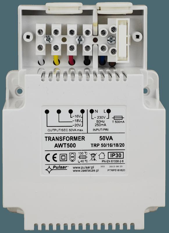 AWT500 1 - Transformator Pulsar AWT500