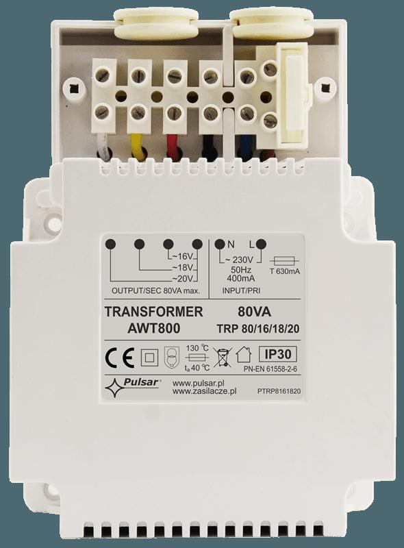 AWT800 1 - Transformator Pulsar AWT800
