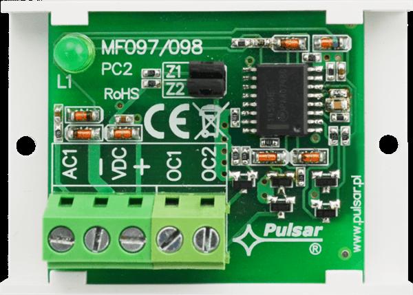 AWZ518 1 600x429 - Moduł przekaźnikowy Pulsar AWZ518