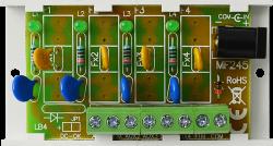 AWZ574 1 250x134 - Moduł bezpiecznikowy Pulsar AWZ574