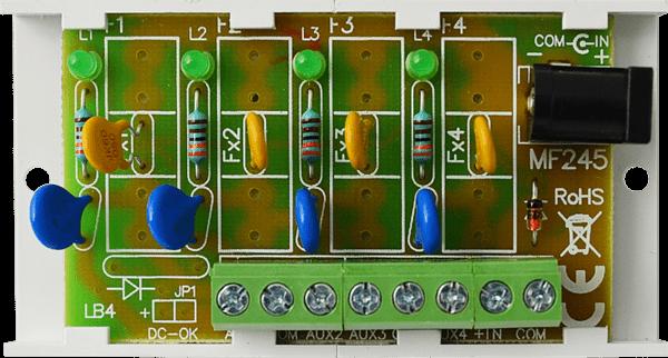 AWZ574 1 600x322 - Moduł bezpiecznikowy Pulsar AWZ574