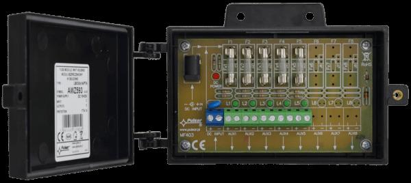 AWZ593 1 600x268 - Moduł bezpiecznikowy Pulsar AWZ593