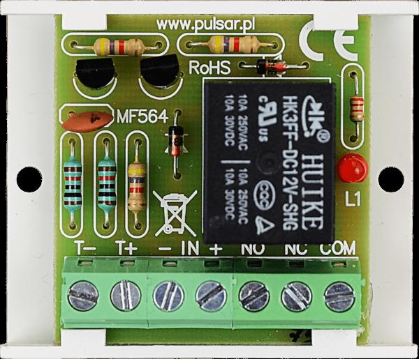 AWZ610 1 600x515 - Moduł przekaźnikowy Pulsar AWZ610