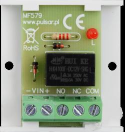 AWZ612 1 250x264 - Moduł przekaźnikowy Pulsar AWZ612