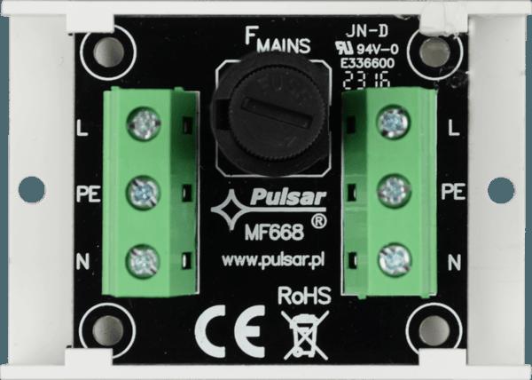 AWZ618 1 600x428 - Moduł bezpiecznikowy Pulsar AWZ618