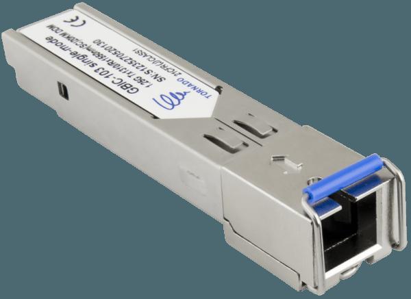 GBIC 103 1 600x437 - Moduł SFP Pulsar GBIC-103